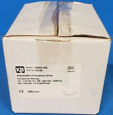 KB Electronics ON//OFF Line Switch 9482 for KBAC-24D