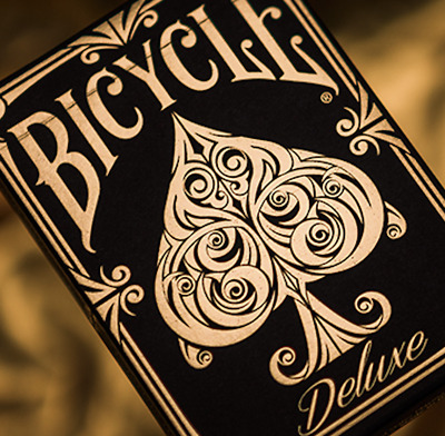 Limited Edition Bicycle Deluxe by Elite Playing Cards - LIMITED
