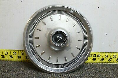 "OEM Single 14"" Hub Cap Wheel Cover 1966 Dodge Coronet  (2310)"