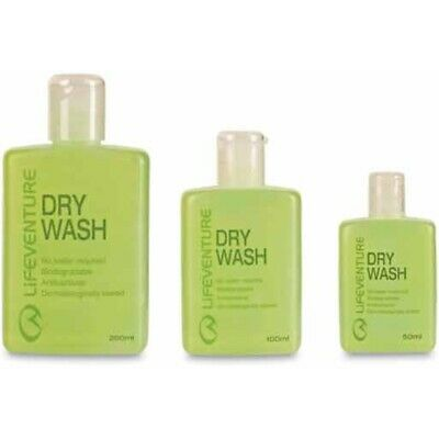 Lifeventure Dry Wash Gel (100ml)