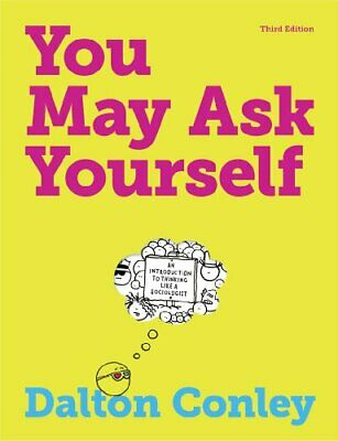 You May Ask Yourself  by  D. Conley