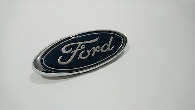 Ford Emblem Badge for Focus Fusion Kuga etc. rear boot trunk 148 x 60 mm