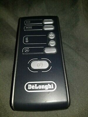 DELONGHI FAN DCH5090ER TCH7090ERL Remote Control tested and works