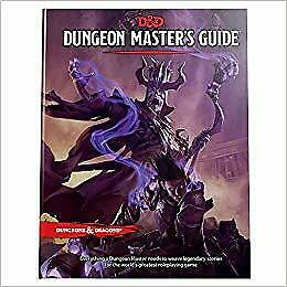 Dungeons & Dragons Dungeon Master's Guide By Wizards RPG Team{P.D.F}receiving30s