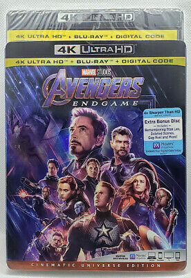 Avengers Endgame Blu-Ray Disc Only Mint No Case No 4K No Digital Disney Movie