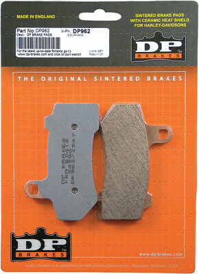 DP Sintered HH Front Or Rear Brake Pads DP962