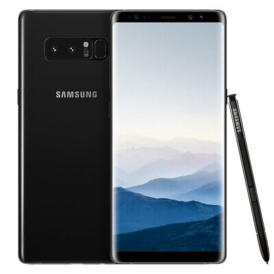 Sealed Samsung Galaxy Note 8 N950 6+64GB AT&T GSM LTE Unlocked Smartphone