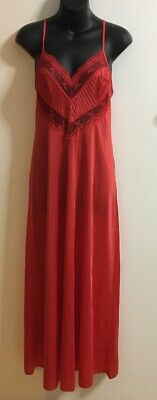 Red Petticoat - Long - Size 12