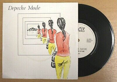 "Depeche Mode Dreaming Of Me 1981 7"" Single Vinyl Ex"