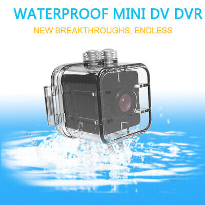 Mini Camera SQ12 HD Sport Action Camera Night Vision Videocamera 1080P DV V B8H8