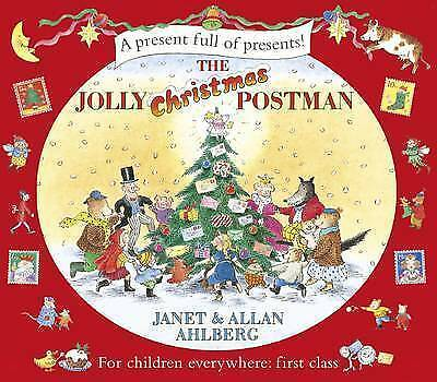 The Jolly Christmas Postman (The Jolly Postman) by Ahlberg, Janet Book B8-19
