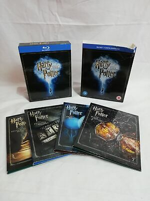 Harry Potter: The Complete 8-film Collection DVD (2016)