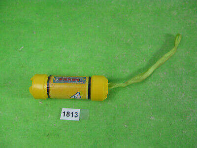 vintage nestle hanging toy plastic scare cannister collectable 1812