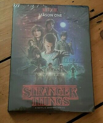 Stranger Things Season 1 Dvd NEW AND SEALED