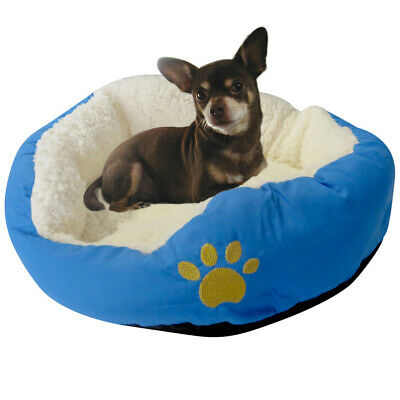 Evelots Soft Pet Bed for Cats & Dogs, Small Dog Bed, Assorted Colors & Sizes