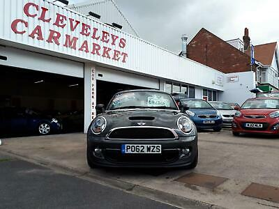 2012 MINI Coupe 1.6 Cooper S 3 Door 12 MONTHS MOT, FULLY SERVICED and GUARANTEE
