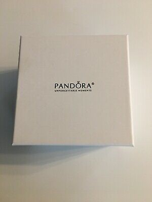 🔥🔥🔥NEW! Authentic Pandora Porcelain White Jewelry Box LIMITED EDITION 🔥🔥🔥