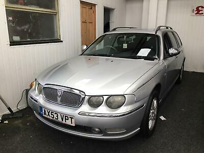 2004 Rover 75 2.0 CDTi Disel Club SE Estate 12 MONTHS MOT, FULLY SERVICED and G