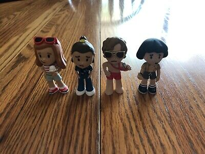Stranger Things mystery minis lot Max Mike Hot Topic Eleven Billy