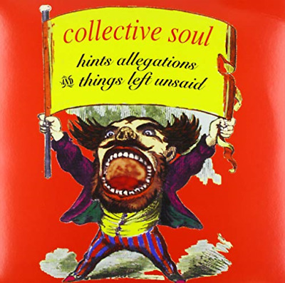Collective Soul-Hints  Allegations & Things VINYL NEW