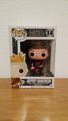 Funko POP Vinyl #14 Joffrey Baratheon TV Series Game of Thrones /Juego de tronos