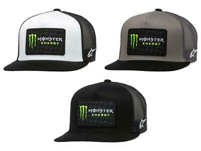 black snapback YAMAHAULER retro motocross cap MX trucker hat