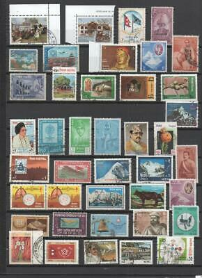 Nepal Collection On 3 Pages