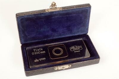 """Vintage ~ """"Carl Zeiss Jena"""" """"Zahlkammer"""" or Counting Chamber              #31"""