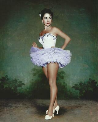 Elizabeth Taylor 8x10 Photo Picture Very Nice Fast Free Shipping #6