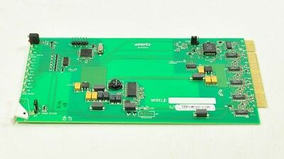 Evertz 500DA SDI Reclocking Distribution Amplifier DA 1x9 500FR Exponent Frame