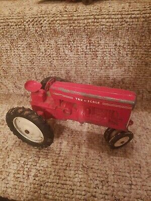 Tru-scale farm tractor replacement cast metal grill