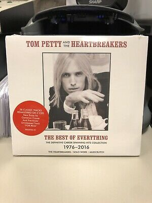 The Best Of Everything The Definitive Career Spanning Tom Petty Discs 2 Geffen