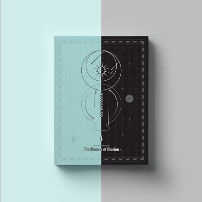 UP10TION - The Moment of Illusion CD+Photobook+2Photocards+Poster+Tracking no.