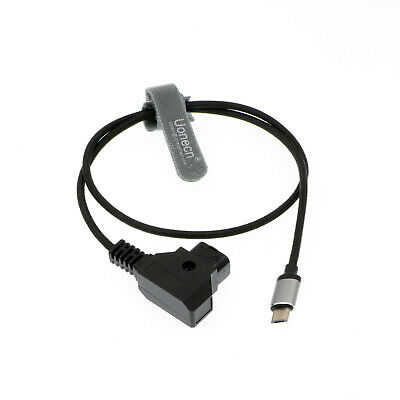 D-Tap Male to Micro USB Motor Power Cable for Tilta Nucleus Nano USB Cables