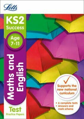 KS2 Maths and English SATs Practice Test Papers 2019 Tests 9781844198351