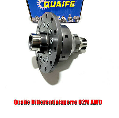 Quaife Differentialsperre 02M 6.Gang AWD Golf VW Audi VR6 Turbo 16V 1.8T