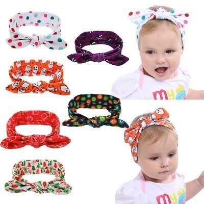 Baby Kids Boy Girl Headband Gift Hair Bands Christmas Halloween Hair Decor DIY