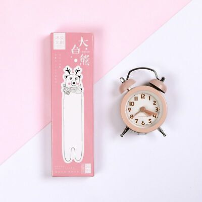 Big White Bear Student Paper Bookmark Stationery Book Holder School Supplies 30*