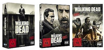 The Walking Dead TV Series Complete Season 1 2 3 4 5 6 7 8 DVD Collection New