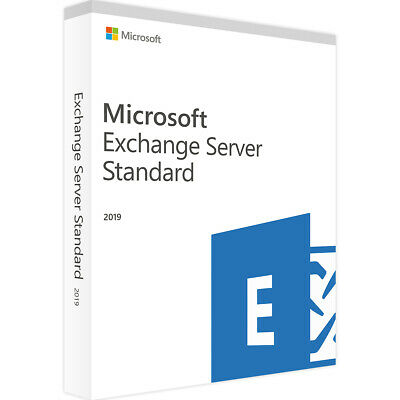 MS Exchange Server 2019 Standard Product Key  - Instant Delivery