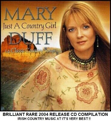 Mary Duff - The Very Best Greatest Classic Country Music Hits Collection CD