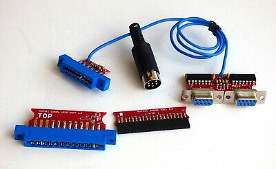 Commodore 64 / 128 Diagnostic Test Harness for 586220 & 785260 C128 cartridge