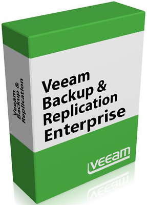 Veeam Backup and Replication Enterprise Plus 9.5 Product Key - Instant Delivery
