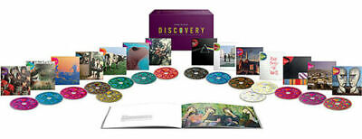 Pink Floyd - Discovery (2011)  Genuine Cd Box Set 14 Albums on 16 Discs - SEALED