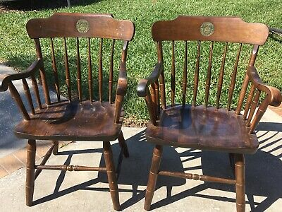 Colonial Chairs by S. Bent Brothers - Bicentennial Edition