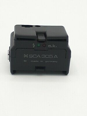 SCA 305 A TTL multi-connector Adapter System SCA 300 -