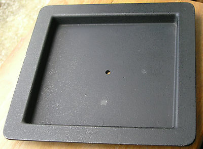 Arca 171mm  Monorail recessed lensboard pilot hole 13mm recess