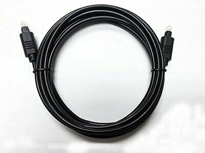 OMNIHIL 10 ft Long Digital Optical Cable for VIZIO SB3821-C6 38-Inch Sound Bar