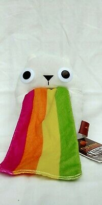 RAINBOW RALPHING CAT Exploding Kittens Plush Starter Card
