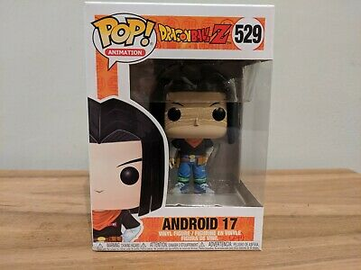Funko Pop! Animation: Dragon Ball Z - Android 17 Vinyl Figure #529